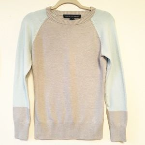 French Connection Color-blocked Sweater